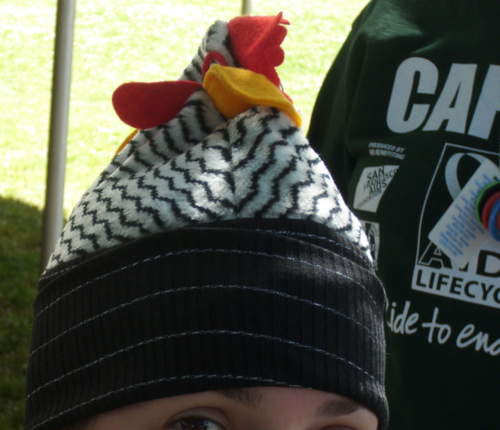 Chicken_hat